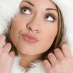 Winter Fashion — Stock Photo
