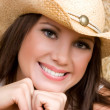 Beautiful Country Girl — Stockfoto #11429827