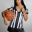 Basketball Referee — Stock Photo #11430115