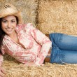 Country Cowgirl — Stock Photo #11740741