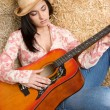 Country Music Girl — Stock Photo #11740760