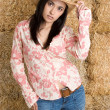 Cowgirl — Stock Photo #11740763