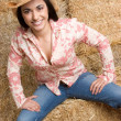 Cowgirl — Stock Photo #11740773