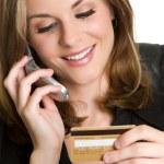 Credit Card Shopping  — Stock Photo #11754916