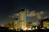 Nightly cityscape — Stock Photo