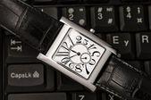 Business watch — Stock Photo