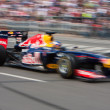 Red Bull Showcar Run 2012 Ukraine - Foto de Stock
