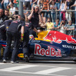 Stockfoto: Red Bull Showcar Run 2012 Ukraine