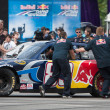 Постер, плакат: Red Bull Showcar Run 2012 Ukraine