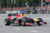 Red Bull Showcar Run 2012 Ukraine — Stockfoto