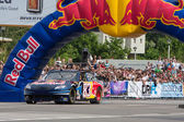 Red Bull Showcar Run 2012 Ukraine — Stock Photo