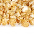Pile of caramel candy popcorn — Foto de Stock
