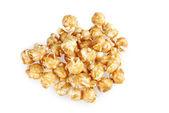 Caramel candy popcorn — Stock Photo