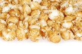 Pile of caramel candy popcorn — Stock Photo