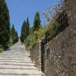 Steps at Pollensa — Stockfoto #11095633