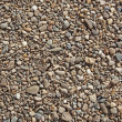Texture of river stones — Stock Photo