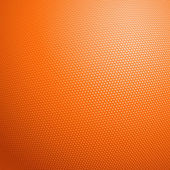 Texture of a Basketball — Stock Vector
