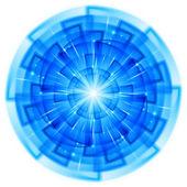 Soyut yıldız — Stok Vektör