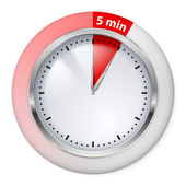 Icona timer — Vettoriale Stock