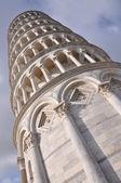 Tower of Pisa Art of Tuscany Italy — Stock Photo