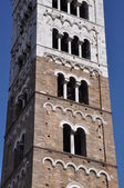 Tower, Duomo di Lucca, Tuscany, Italy — Stock Photo