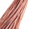 Copper wire recyclable materials — Stock Photo #12047093