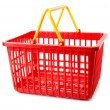 Shopping basket - Stock Photo
