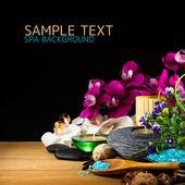 Configuração de spa — Foto Stock