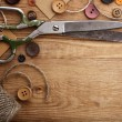 Old scissors — Stock Photo #11250629
