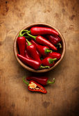 Chili Peppers — Photo