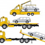 Tow truck — Stock Vector #11406533