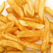 A pile of french fries — Stock Photo