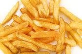Un mucchio di patatine fritte — Foto Stock