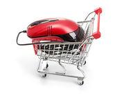 互联网网上购物. — 图库照片