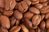 春暖花开的时节的咖啡豆 — 图库照片