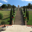 Stock Photo: Escape to the Bahai Gardens
