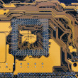Motherboard background — Stock Photo #12273368