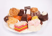 Sweet deserts — Stock Photo