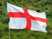 English flag — Stock Photo