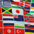 World flags — Foto de Stock