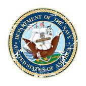 Nos seal de la marina — Foto de Stock