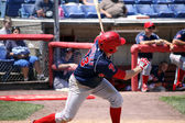 Reading Phillies Tim Kennelly — Stock Photo