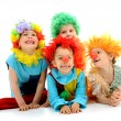 Funny clowns — Stock Photo #11138228
