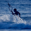 Kite surfer — Foto de Stock