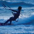 kite surfer — Stockfoto