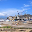 Construction of the main stadium «Fisht» in Sochi, Russia — Stock Photo #10967710