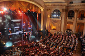 "The closing ceremony of 23rd Open Russian Film Festival ""Kinotavr"" — Stock Photo"