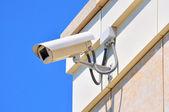 Video surveillance — Stock Photo