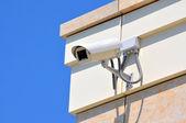 Outdoor CCTV — Stock Photo