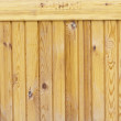 Close up of gray wooden fence panels — Stock Photo #11132752